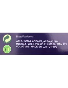 Aceite Recambium Plus 15W40