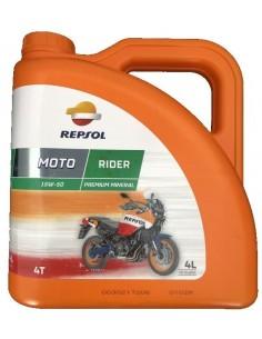 Aceite Repsol Moto Rider 4T 15W50