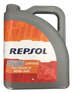 Aceite Repsol Cartago EP 85W140