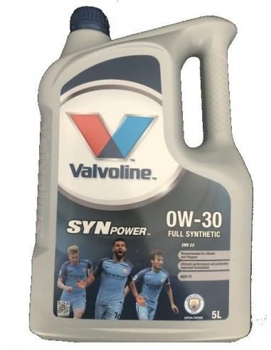Aceite Valvoline Synpower ENV C2 0W30