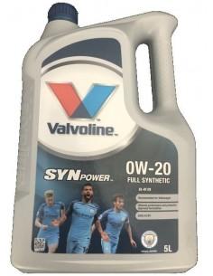 Aceite Valvoline Synpower XL-IV C5 0W20
