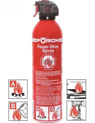 Spray Apagafuegos, Forch