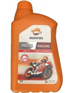 Aceite Repsol Moto Racing 4T 10W40