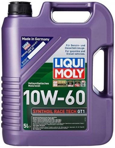 Aceite Liqui Moly Synthoil Race Tech GT1 10W60