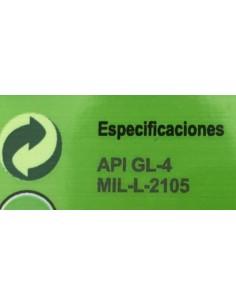 Aceite Recambium Autogear 80W90 EP