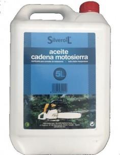 Aceite Cadena Motosierra, Silveroil