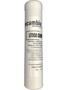 Cartucho Grasa Recambium Lítica Complex 2