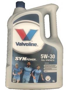 Aceite Valvoline SynPower XL-III C3 5W30