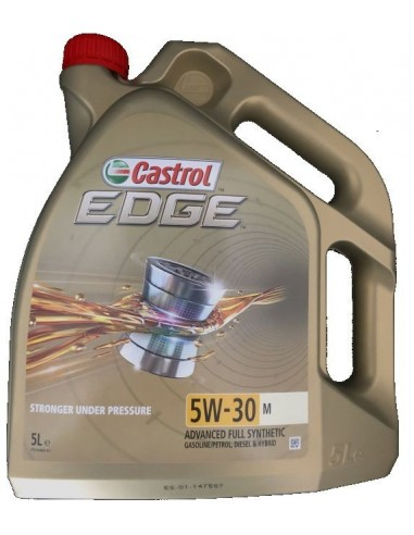 Aceite Castrol Edge 5W30 M