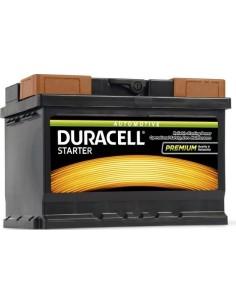 Batería Duracell Starter DS 55- 55Ah