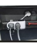 Cargador-Mechero Doble Conexión Mechero y Doble Conexión USB