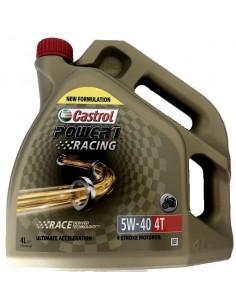 Aceite Castrol Power 1 Racing 4T 5W40