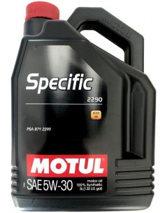 Aceite Motul Specific 2290 5W30