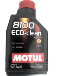 Aceite Motul 8100 Eco-Clean C2 5W30