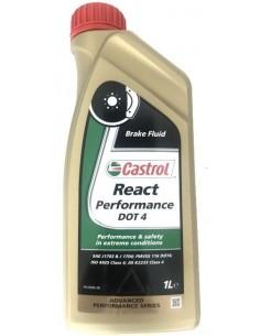 Castrol Brake Fluid React Performance DOT4