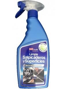 Limpia Salpicaderos y Superficies Hidroalcohólico, Krafft