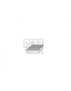 FILTRO DE COMBUSTIBLE PU8028 MANN-FILTER