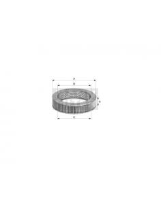 Filtro de Aire para Moto - HFA1121