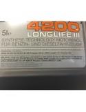 Aceite Liqui Moly Top Tec 4200 5W30