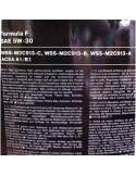 Aceite Ford Fórmula F 5W30