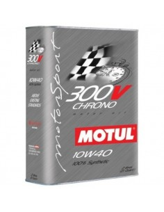 Aceite Motul 300V Chrono 10W40