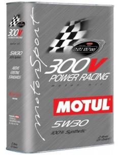 Aceite Motul 300V Power Racing 5W30