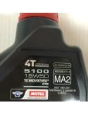 Aceite Motul 5100 4T 15W50