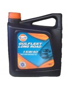 Aceite Gulfleet Long Road 15W40