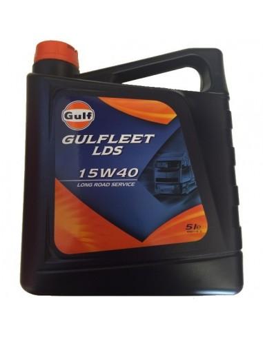 Aceite Gulfleet LDS 15W40
