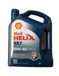 Aceite Shell Helix hx7 10W40