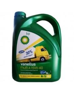 Aceite BP Vanellus Multi A 15W40