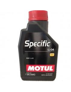Aceite Motul Specific LL-04 5W40