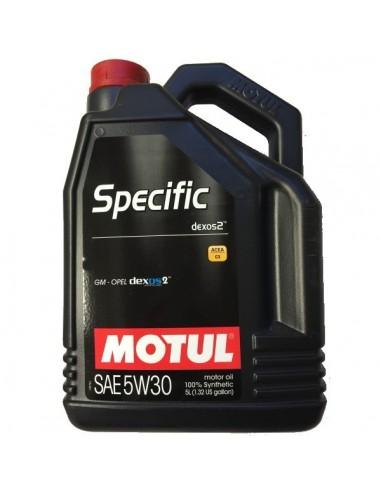 Aceite Motul Specific Dexos2 5W30