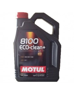 Aceite Motul 8100 Eco-Clean + C1 5W30