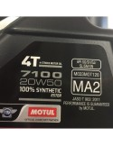 Aceite Motul 7100 4T 20W50