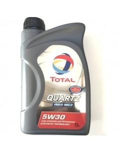 Aceite Total Quartz Ineo MC3 5W30