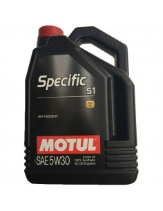 Aceite Motul Specific S1 5w30