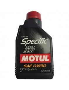 Aceite Motul Specific 506.01/506.00/503.00 0W30