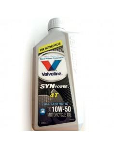 Aceite Valvoline Synpower 10W50