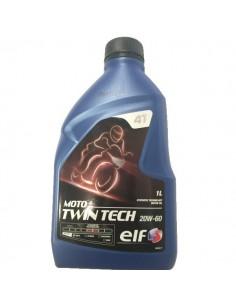 Aceite Elf Moto 4 Twin Tech 20W60
