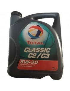 Aceite Total Classic 5W30 C2/C3