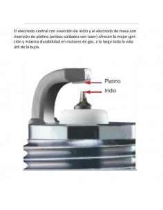 Bujia NGK GLP Laser Line LPG 1