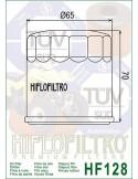 Filtro de Aceite para Moto - hf128