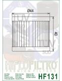 Filtro de Aceite para Moto - hf131