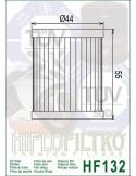 Filtro de Aceite para Moto - HF132