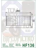 Filtro de Aceite para Moto - HF136