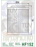 Filtro de Aceite para Moto - HF152