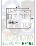 Filtro de Aceite para Moto - HF165