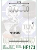 Filtro de Aceite para Moto - HF173C