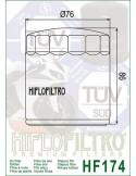Filtro de Aceite para Moto - HF174C